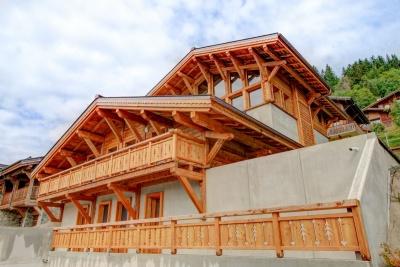 Chalet Choulou (Les Gets– 74 Haute Savoie) - vue 02